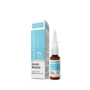 Imuno Neutral Sprej za Nos 30 ppm – 30 ml